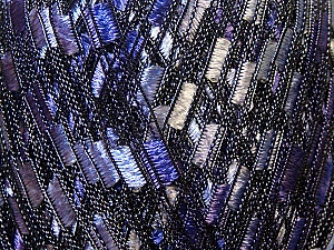 Trellis  Fiber Content 100% Polyester, White, Purple, Lilac, Brand ICE, Yarn Thickness 5 Bulky  Chunky, Craft, Rug, fnt2-34025