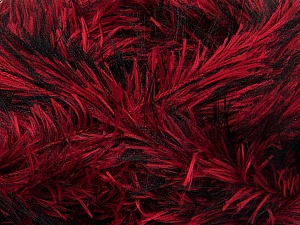 Fiber Content 100% Polyester, Red, Brand ICE, Black, Yarn Thickness 5 Bulky  Chunky, Craft, Rug, fnt2-36728