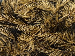 Fiber Content 100% Polyester, Yellow, Brand ICE, Black, Yarn Thickness 5 Bulky  Chunky, Craft, Rug, fnt2-36732