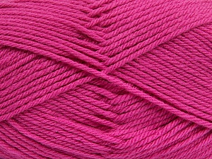 Fiber Content 50% Polyamide, 50% Acrylic, Pink, Brand ICE, Yarn Thickness 3 Light  DK, Light, Worsted, fnt2-42377