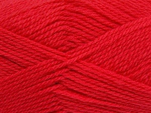 Fiber Content 50% Acrylic, 30% Wool, 20% Polyamide, Salmon, Brand ICE, Yarn Thickness 2 Fine  Sport, Baby, fnt2-42431
