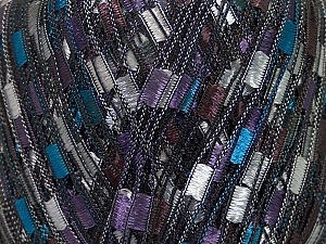 Trellis  Fiber Content 100% Polyester, White, Purple, Maroon, Brand ICE, Blue, Yarn Thickness 5 Bulky  Chunky, Craft, Rug, fnt2-42719