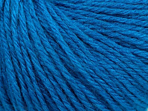 Fiber Content 40% Acrylic, 40% Merino Wool, 20% Polyamide, Turquoise, Brand ICE, Yarn Thickness 3 Light  DK, Light, Worsted, fnt2-45819