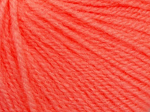 Fiber Content 100% Acrylic, Light Salmon, Brand Ice Yarns, Yarn Thickness 2 Fine  Sport, Baby, fnt2-46591