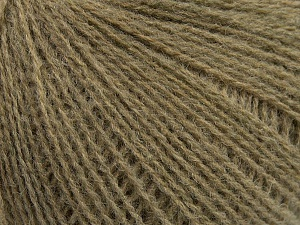 Fiber Content 70% Acrylic, 30% Wool, Light Khaki, Brand ICE, Yarn Thickness 2 Fine  Sport, Baby, fnt2-47259