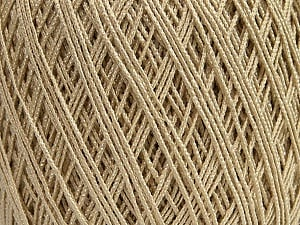 Fiber Content 75% Acrylic, 25% Polyamide, Brand ICE, Beige, Yarn Thickness 1 SuperFine  Sock, Fingering, Baby, fnt2-48793