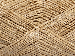 Fiber Content 80% Acrylic, 20% Polyamide, Brand ICE, Beige, Yarn Thickness 2 Fine  Sport, Baby, fnt2-48892