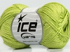Almina Cotton Light Green