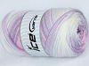 Magic Baby White Pink Lilac Shades