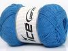 Natural Cotton Air Indigo Blue