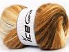 Mohair Magic Cream Camel Brown