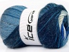 Mohair Magic Glitz Blue Shades