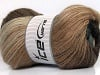 Mohair Magic Glitz Grey Shades Brown Shades