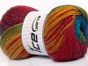 Mohair Magic Glitz Rainbow