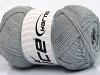 Natural Cotton Air Grey