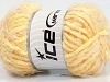 Techno Chenille Yellow Cream