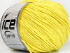 Cotton Bamboo Light Yellow