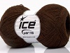 Wool Double Fine Brown