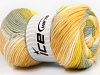 Magic Light Yellow White Grey Beige
