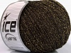 Airwool Glitz Gold Brown