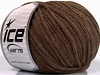 Airwool Worsted Brown Melange