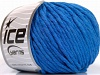 Natural Cotton Bulky Blue