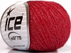 Silk Merino Red