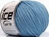 Ribbon Wool Light Blue