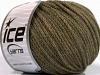 Airwool Worsted Khaki Melange