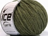 Airwool Worsted Khaki