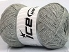 Natural Cotton Air Light Grey Melange