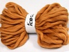 Jumbo Superwash Wool Light Brown