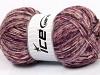Print Sock Purple Lilac Shades
