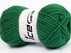 Felting Wool Green