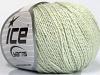 Silk Cotton Açık Mint Yeşili