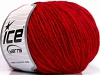 Flamme Wool Light Red