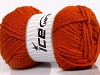 Atlas Dark Orange Bulky