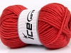 Felting Wool Tomato Red