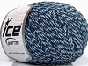 Wool Fine 30 White Blue
