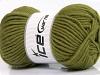 Felting Wool Green