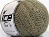 Wool Fine 30 Khaki Melange