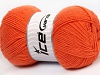 Bamboo Soft Fine Dark Orange