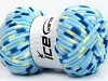 Chenille Baby Colors Yellow Blue Shades