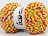 Chenille Baby Colors Yellow Pink Orange Lilac Green