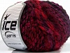 Tiger Alpaca Red Purple Maroon Burgundy Black
