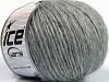Wool Cord Aran Açık Gri