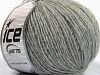 Wool Cord Light Light Grey Melange