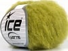 Everest Mohair Olive Green