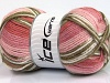 Favorite Ethnic White Pink Shades Camel