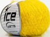 Kid Mohair Fine Yellow